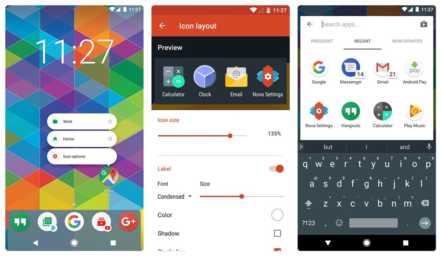 Nova Launcher. Nova Launcher, one of the most popular… | by Novalauncher |  Medium