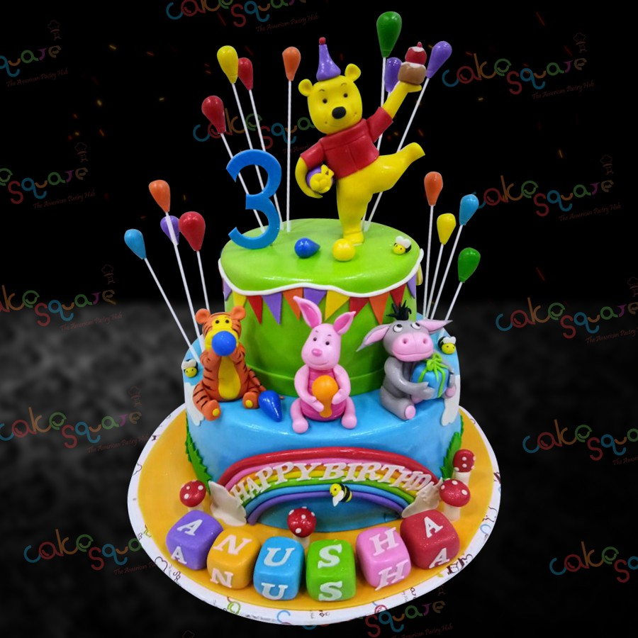 Admirable Customized Birthday Cakes In Kovai Cakeshop Kovai Medium Personalised Birthday Cards Cominlily Jamesorg