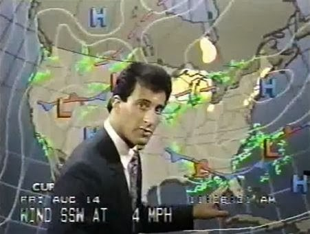 Jim Cantore Reflects on 30 Years at The Weather Channel