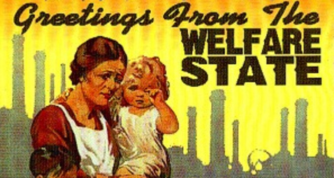 reluctant welfare state definition