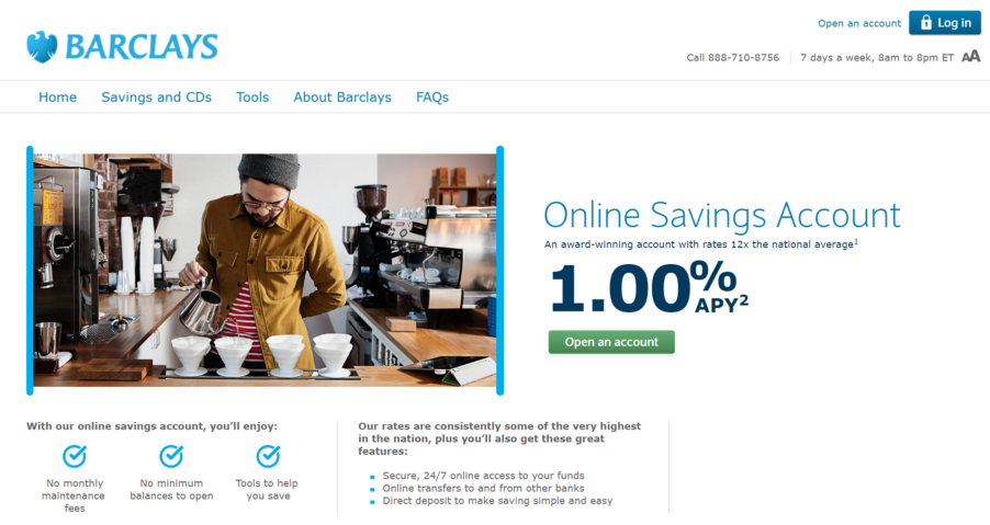Online Savings Account >> Why I Set Up A Barclays Online Savings Account Brent