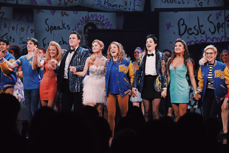 It's all well when it ends well (Mean Girls on Broadway)