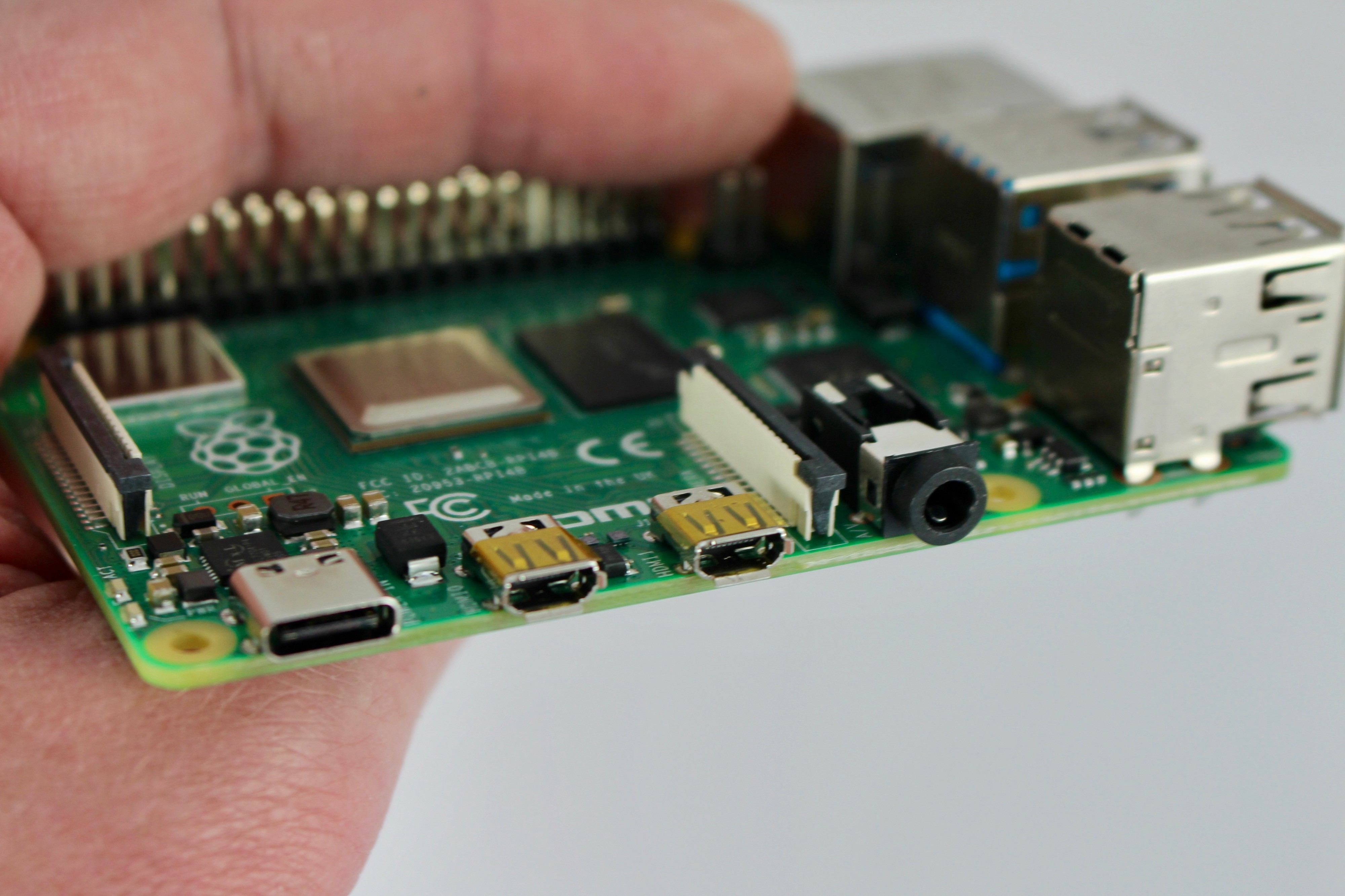 Meet the New Raspberry Pi 4, Model B - Hackster Blog