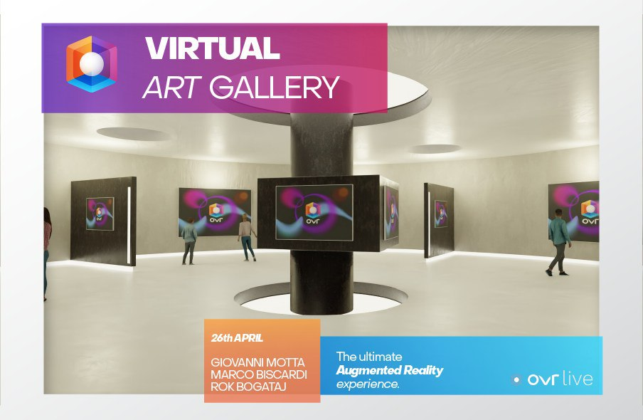 An Art Gallery that Extends Beyond Conventional Spaces