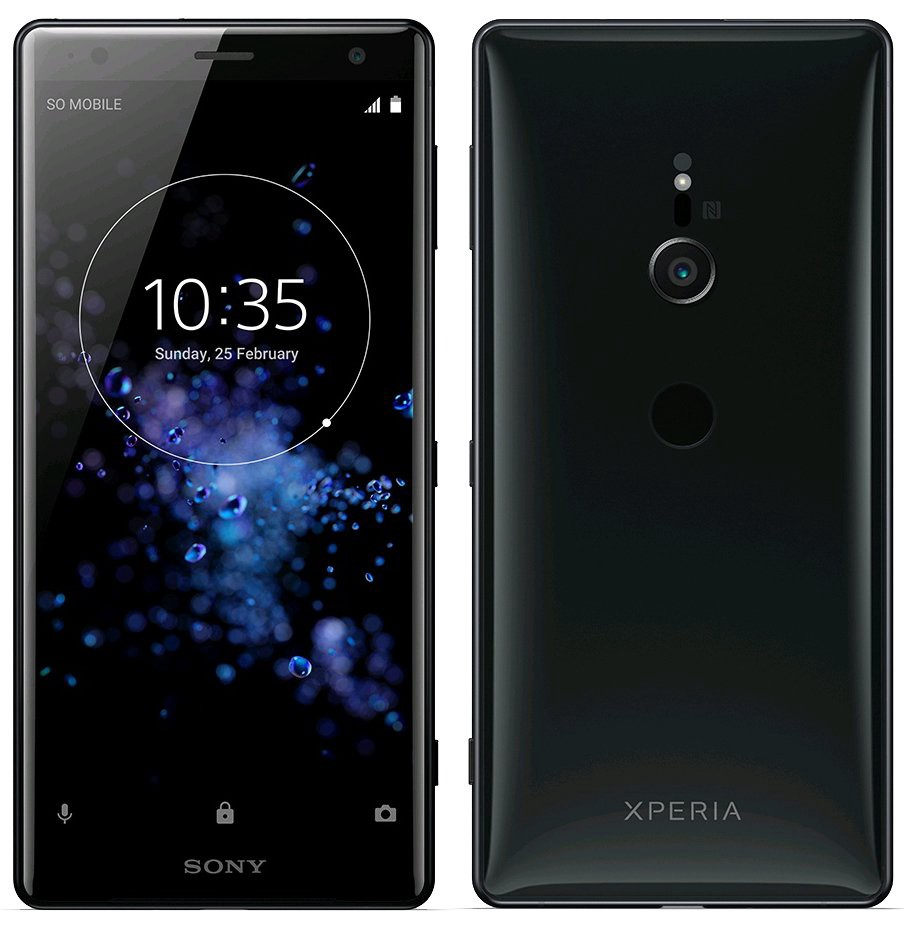 Sony Xperia Xz2 And Xperia Xz2 Compact Leak Ahead Of Mwc 2018 By Sohrab Osati Sony Reconsidered