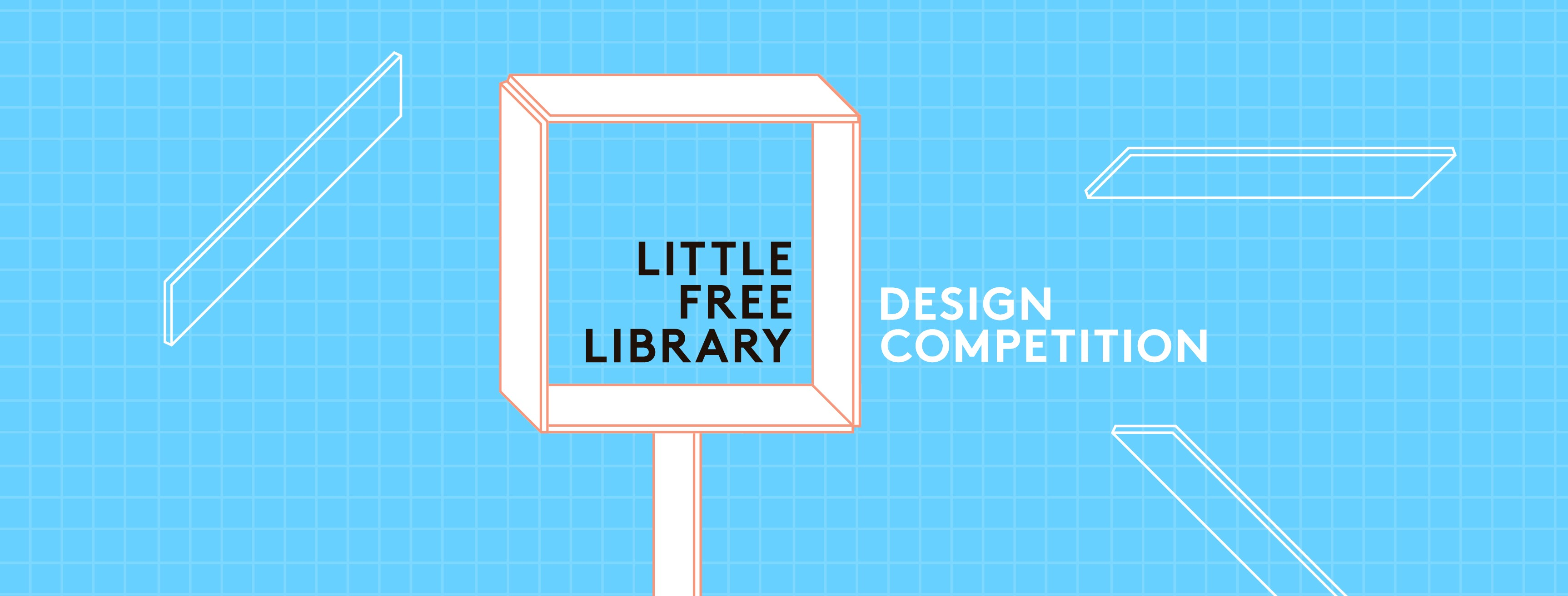 The Little Free Library Design Competition Open Book Medium