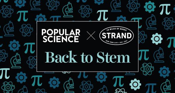 Back To Stem Strand Book Store Medium