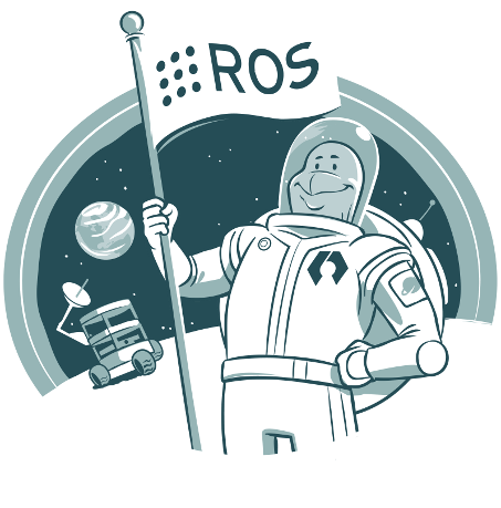 A step-by-step guide to install and setup ROS Lunar on Arch Linux