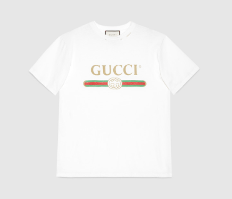 d0da028173d2 Every Single Time I Saw Someone Wearing That Gucci Shirt This Week