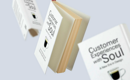 Front cover of Customer Experiences with Soul