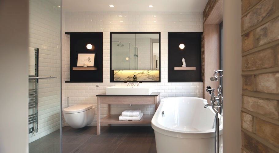Modern Bathroom Decor Ideas Putra