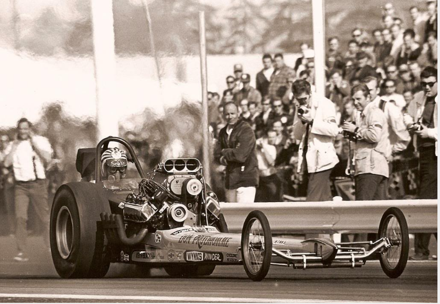Cancer, PTSD, and the Unexpected Teachings of Drag Racing