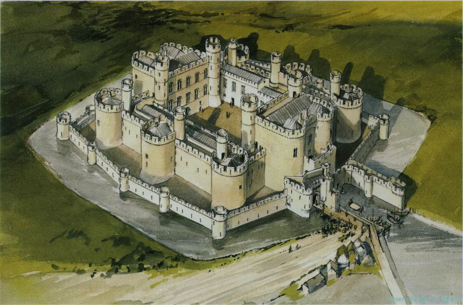 Defence In Depth The Medieval Castle Approach To Internet