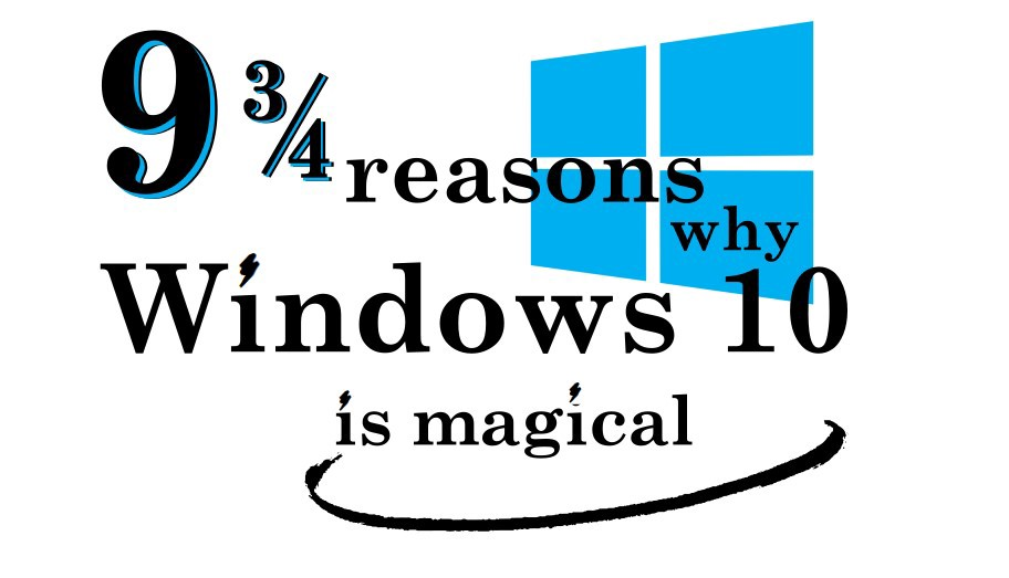 Almost 10 Hacks For Nearly Every Windows 10 User By Michael Roth Medium
