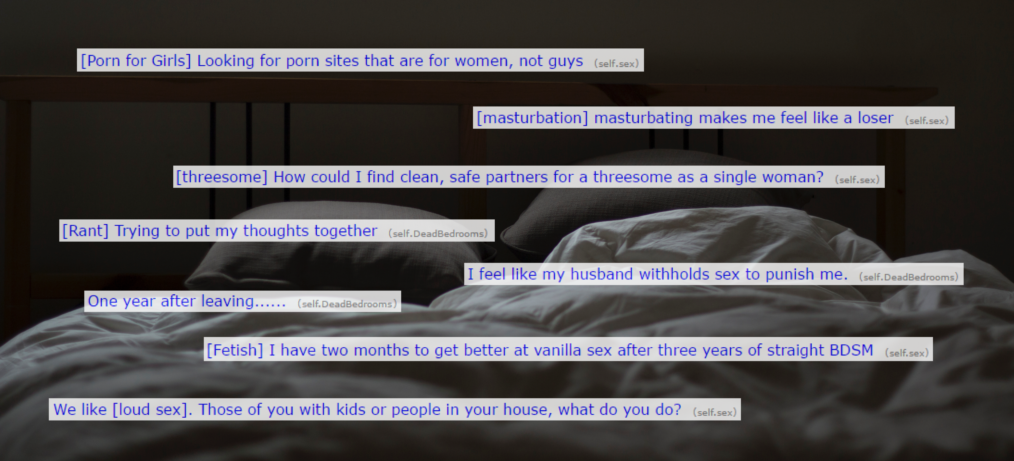 Withhold sex from a girl forum