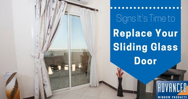 Signs Its Time To Replace Your Sliding Glass Doors