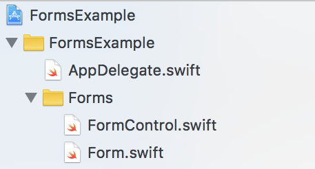 Forms in iOS — Part 1 - Swift2Go - Medium