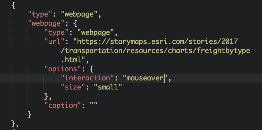 Fine-tuning the interactivity of embedded web content in Cascade