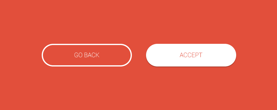 Primary & Secondary Action Buttons - UX Planet