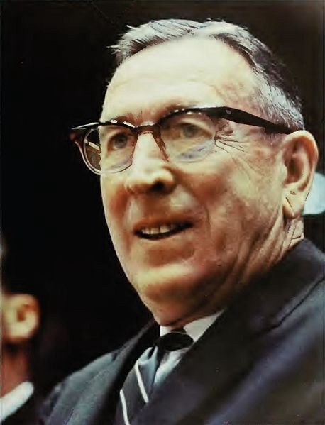 John Wooden was a master of success. He defined it as peace of mind.