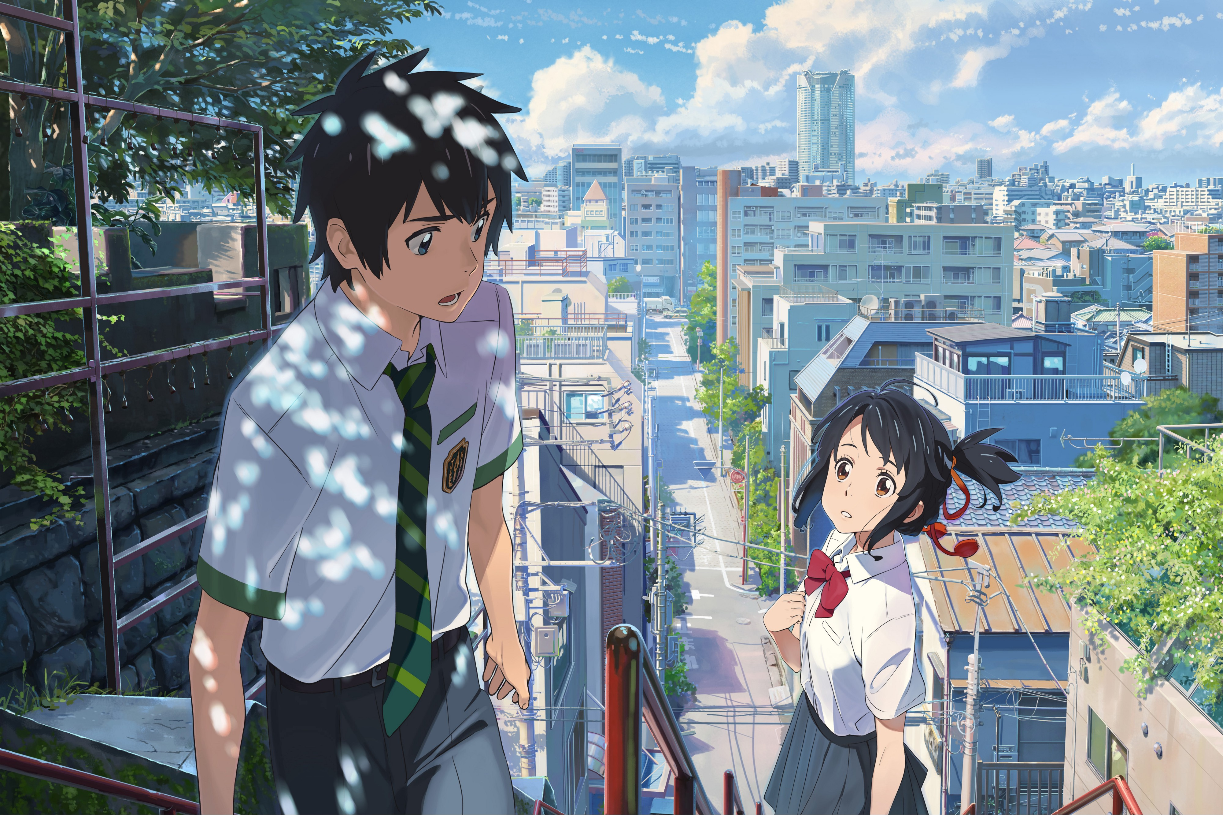 Kimi No Na Wa Your Name And Its Story Of Success