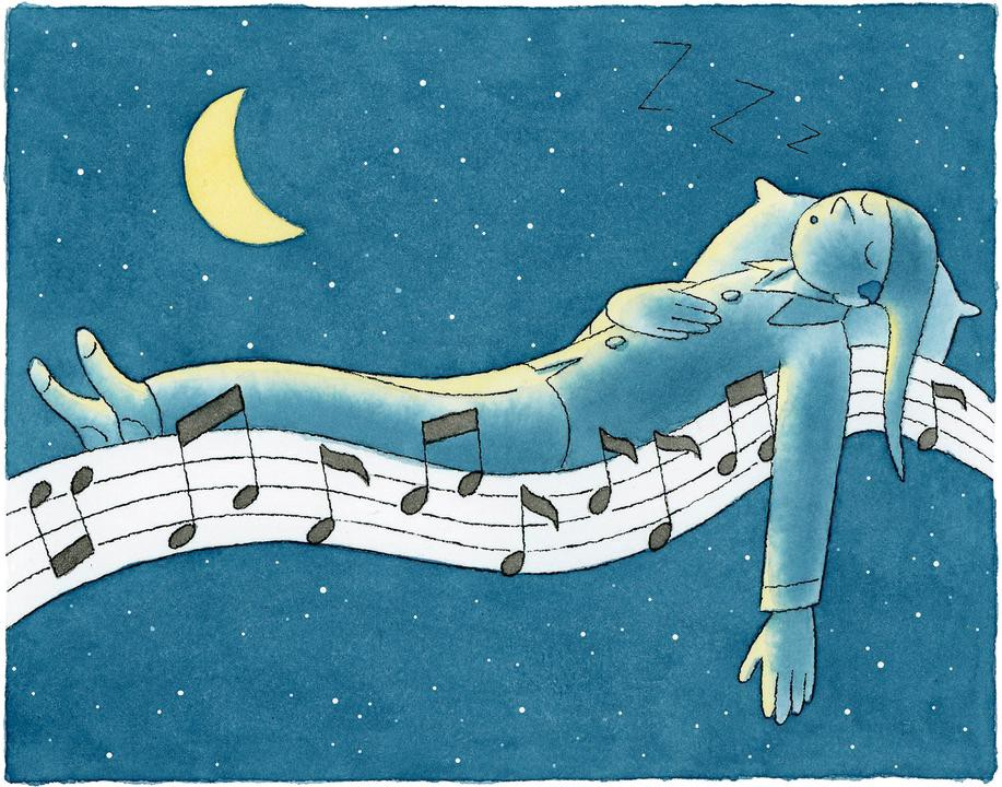 Can Music Actually Help You Sleep? - music-perception-and