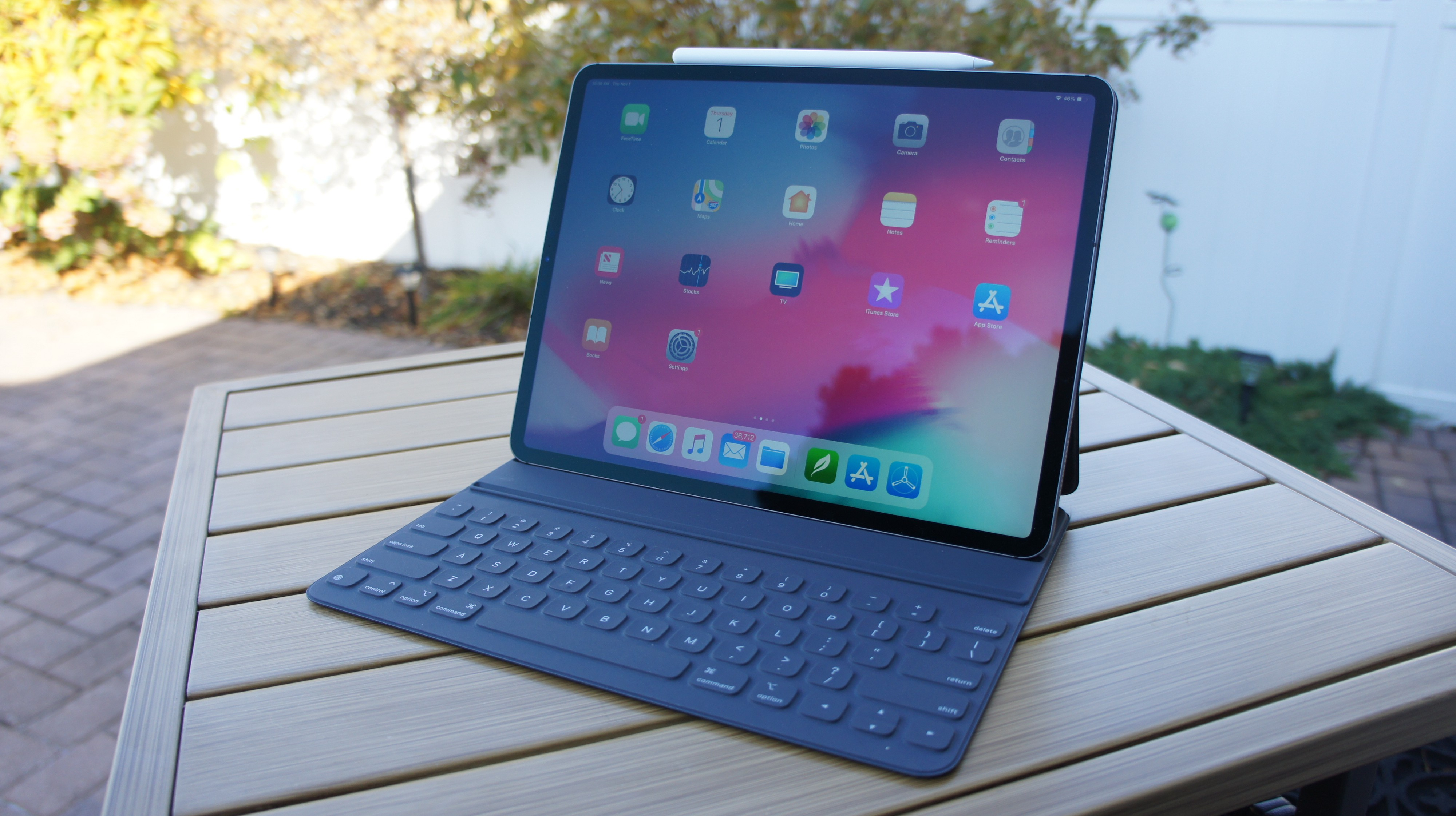 The Apple iPad Pro 12 9 is a Glorious Creation Machine