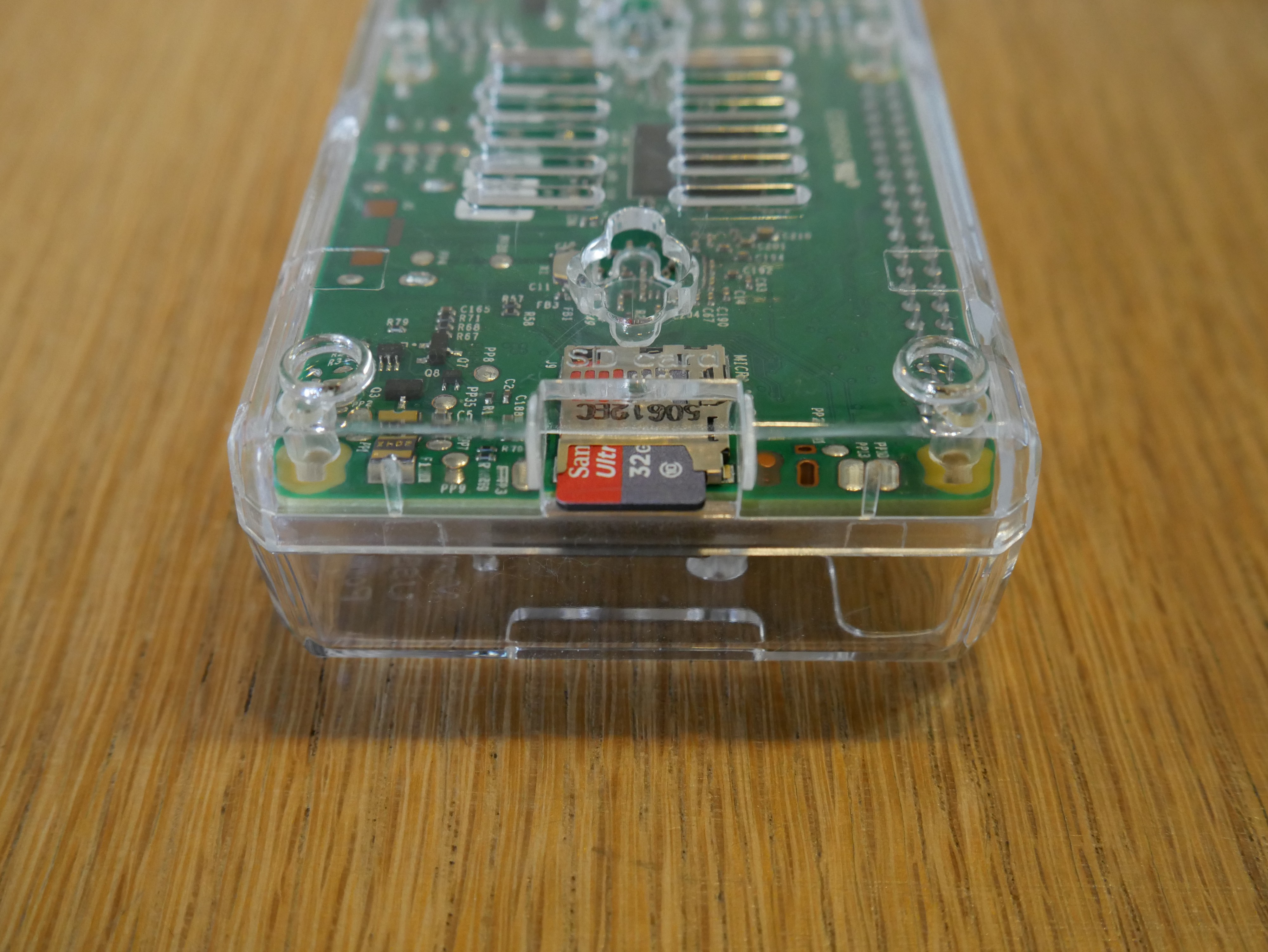 Building a Touchscreen Interface for Raspberry Pi