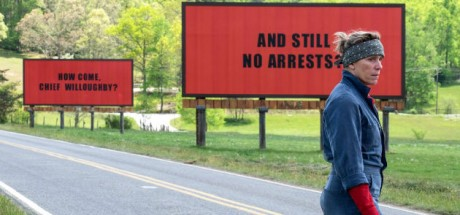 Three Billboards: A caricature of America - Andrew Voorhees