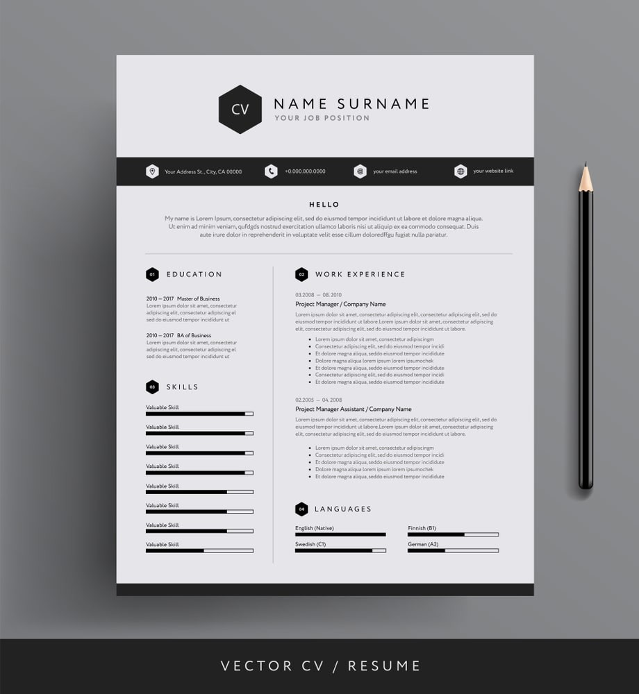 Best Tips To Build A Strong Resume Online