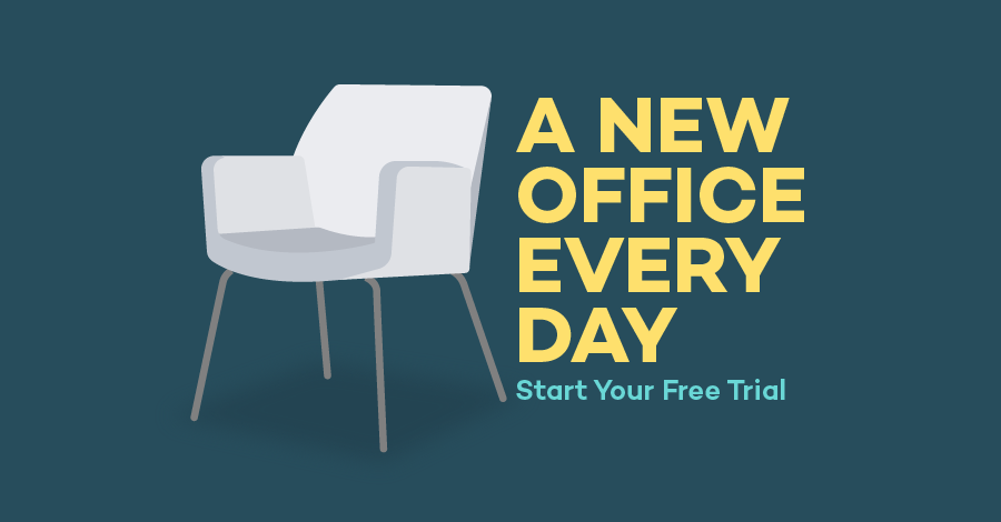 introducing our deskpass free trial a new desk