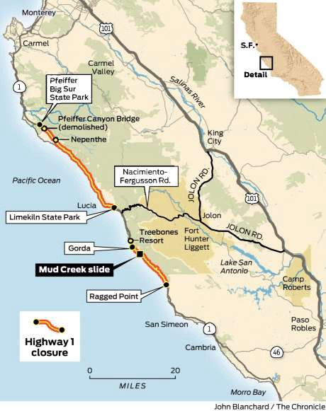 Riding Pacific Coast Highway - Michael Pusateri - Medium
