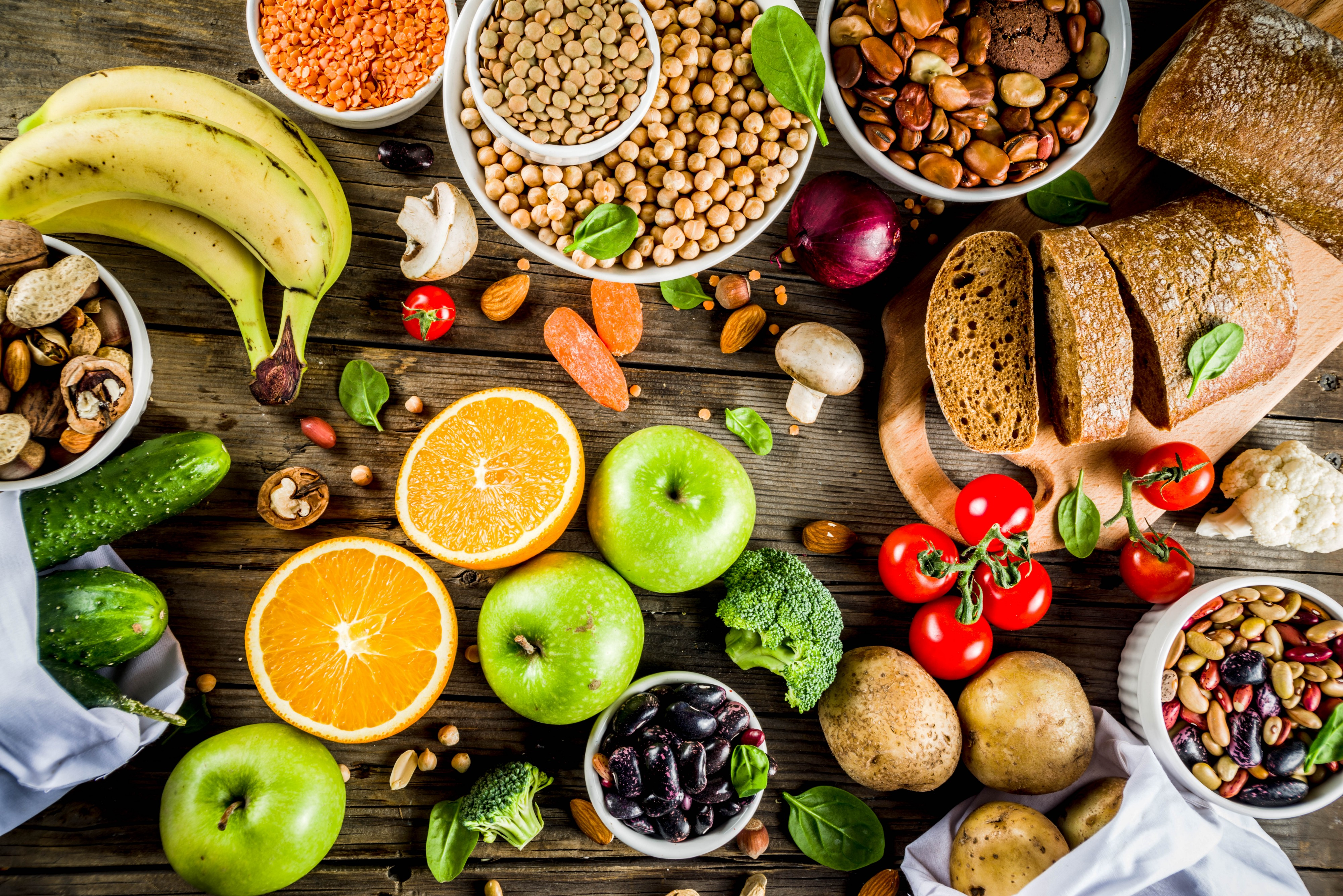 A good low-carb diet separates good carbs and bad carbs.