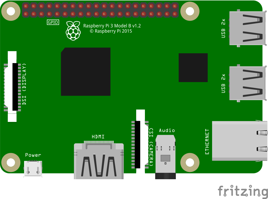 Talking to your Raspberry Pi 3 — Android Things - Charles