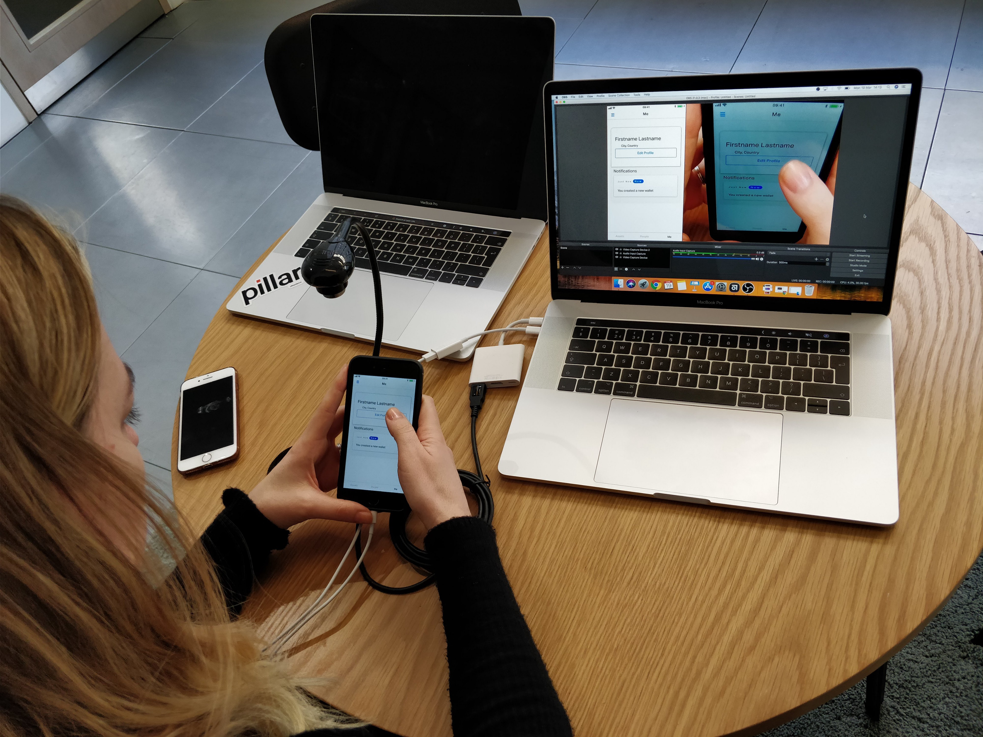 The ultimate guide to recording mobile user tests — a UX epic