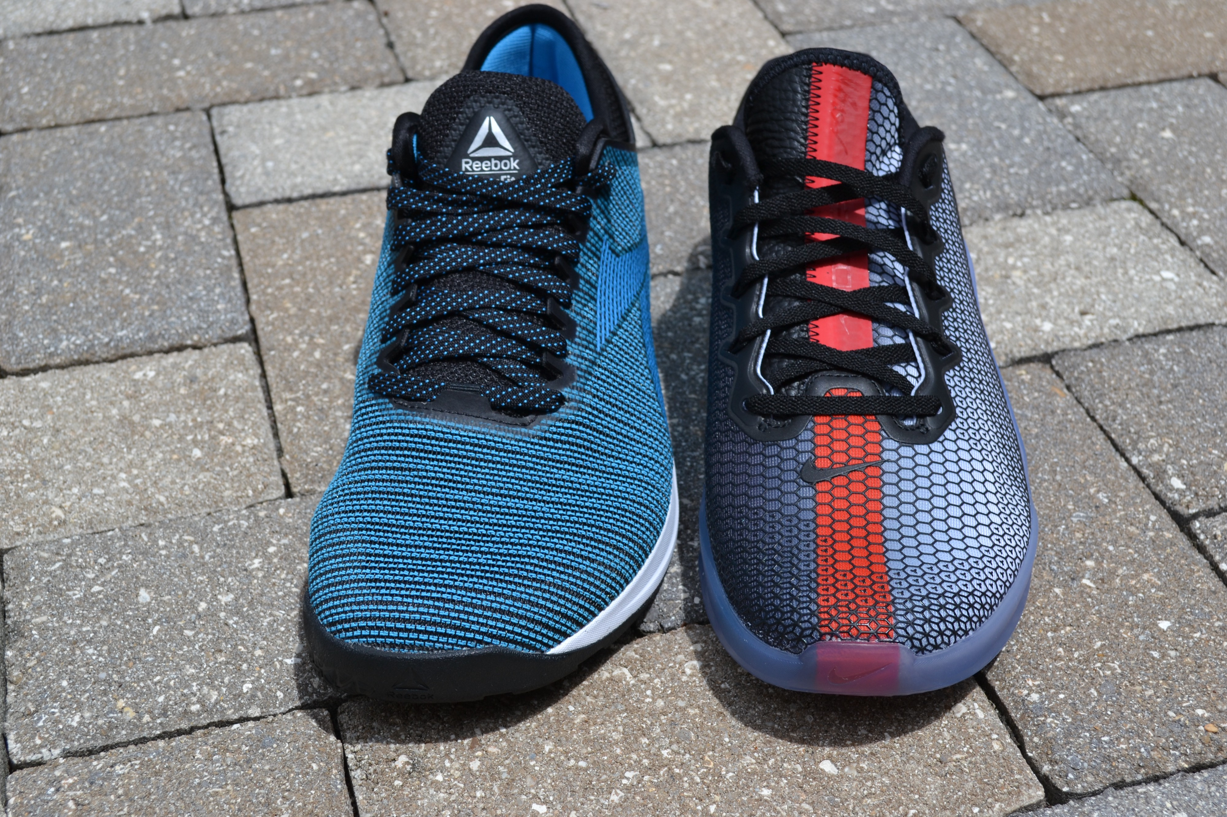 veredicto Perder ángel  Nike Metcon 5 vs Reebok Nano 9. Just in time for the CrossFit Games… | by  Fit At Midlife | Medium