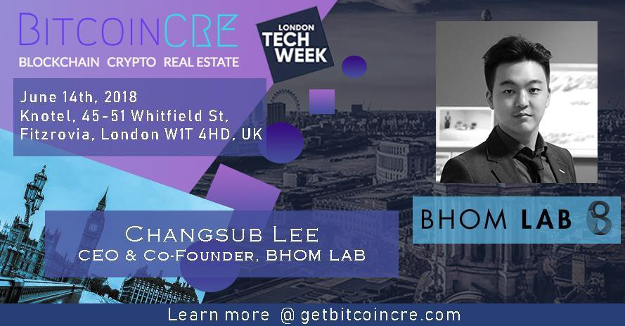 bhom to deliver presentation at london tech week on june 14th