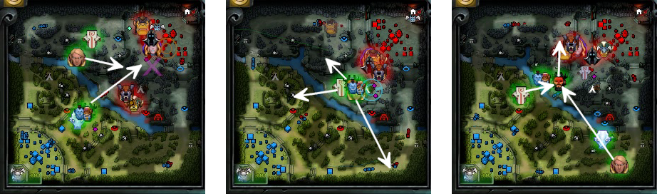 Trying to understand Wings' map movements - ferret - Medium