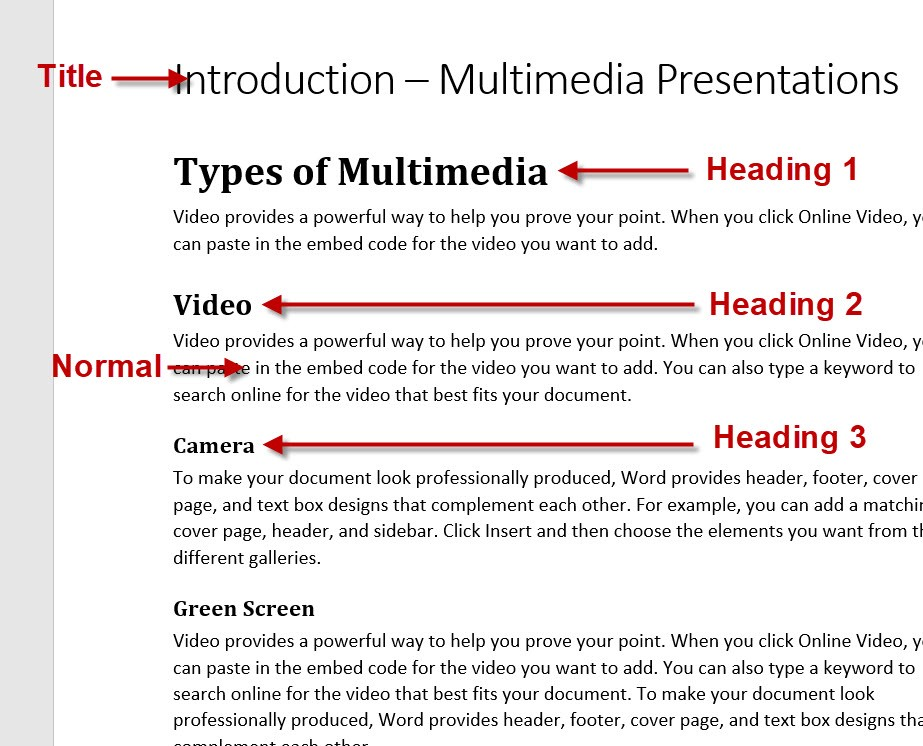Outline For Powerpoint Presentation Examples Kalde Bwong Co
