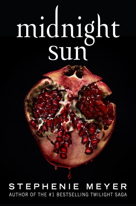 "Cover of ""Midnight Sun"" by Stephenie Meyer."