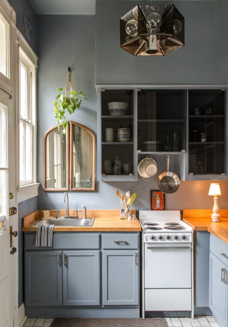 Kitchen Designs For Studio Apartments You Wish Would've ...