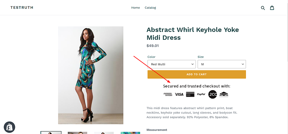 How to Add Trust Badges to Your Shopify Store - Ruth Even
