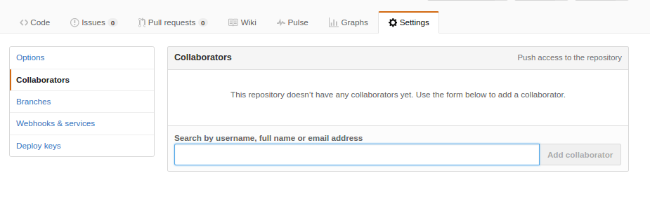How to Work with Several People on the Same Git Repo and