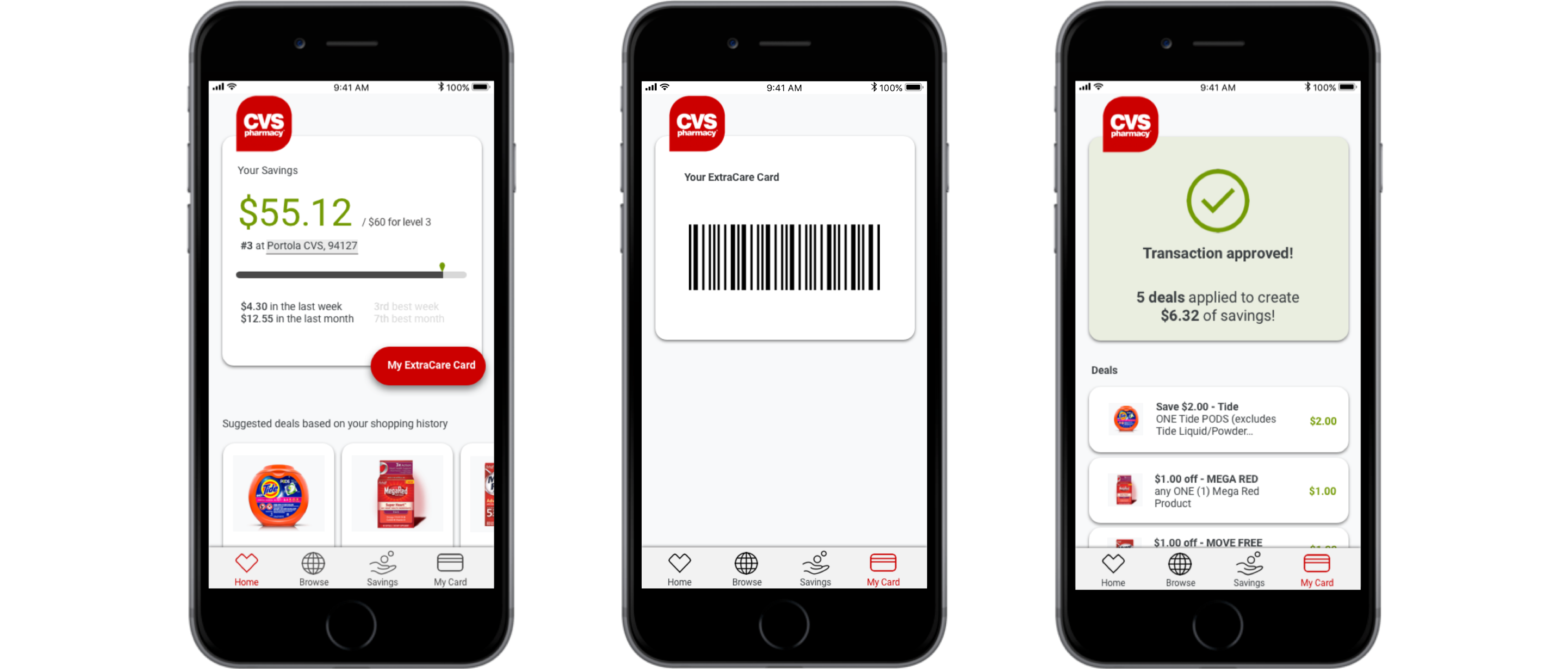 Designing Better Cvs Coupon Management A Ux Case Study By Ryland Webb Ux Collective