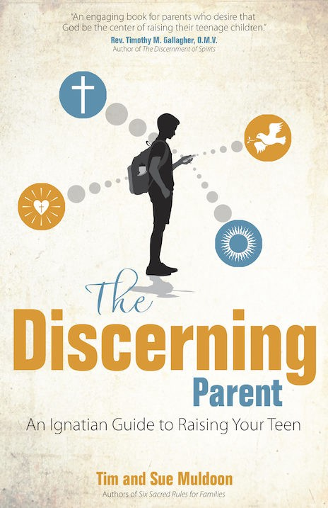 Cover of The Discerning Parent, a book by Tim and Sue Muldoon