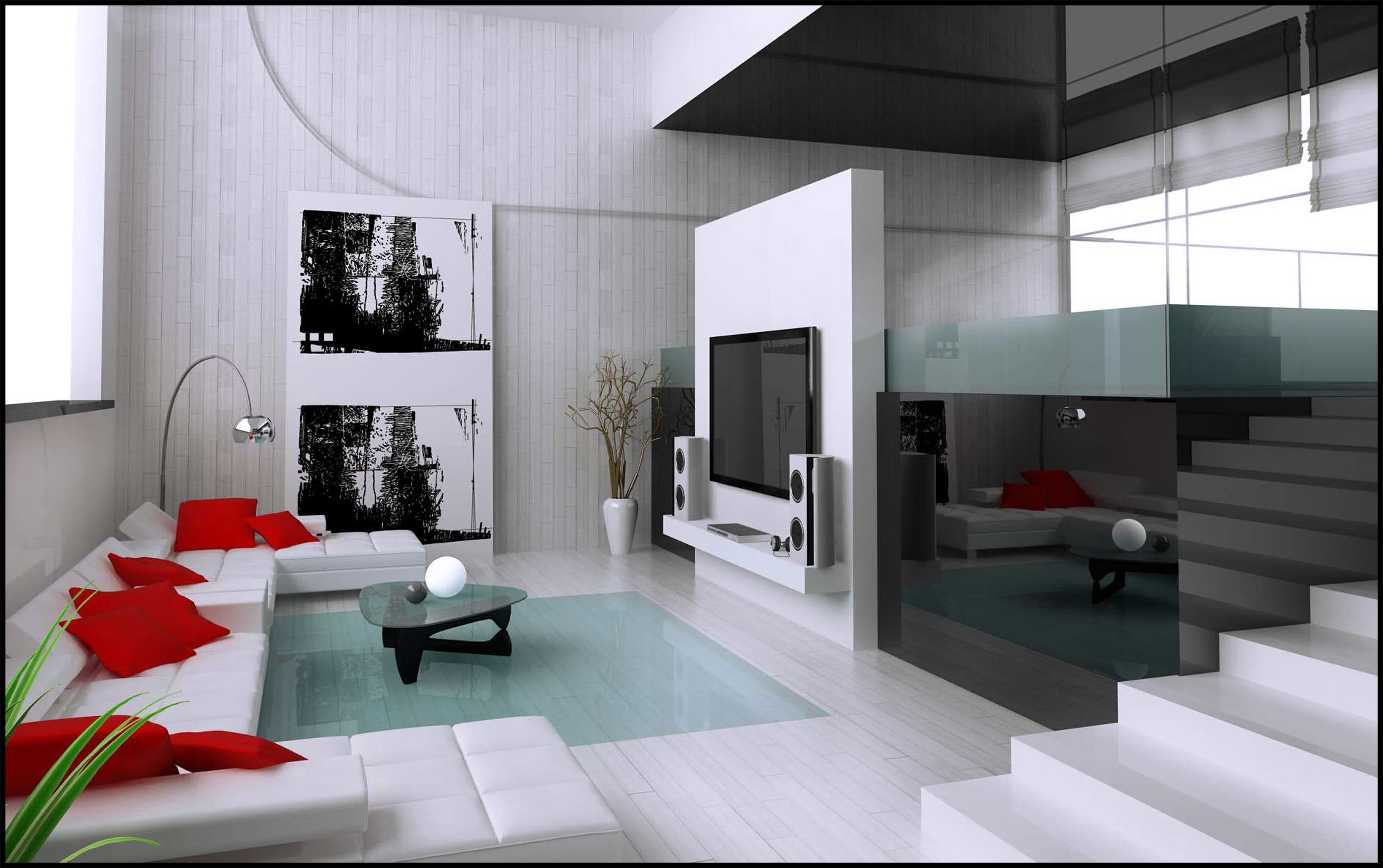 Hi Tech Style In Interior Design If You Enjoy The Coldness Of Shiny By Modode Medium