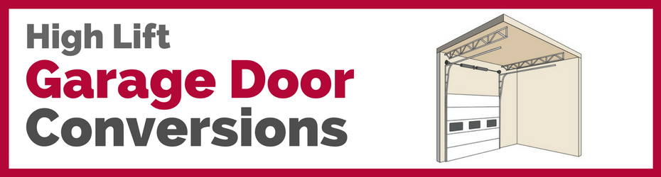 Everything You Need To Know About A High Lift Garage Door Conversion By Eva Huang Medium