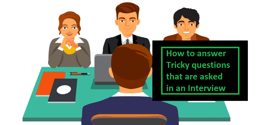 Tricky questions asked in an Interview - DEET — Digital Employment ...