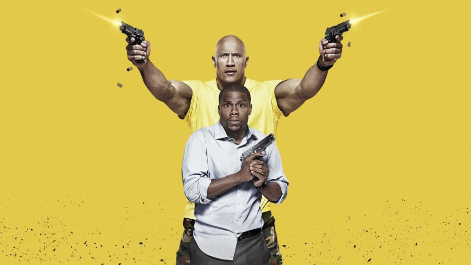 Central Intelligence Streaming Vf
