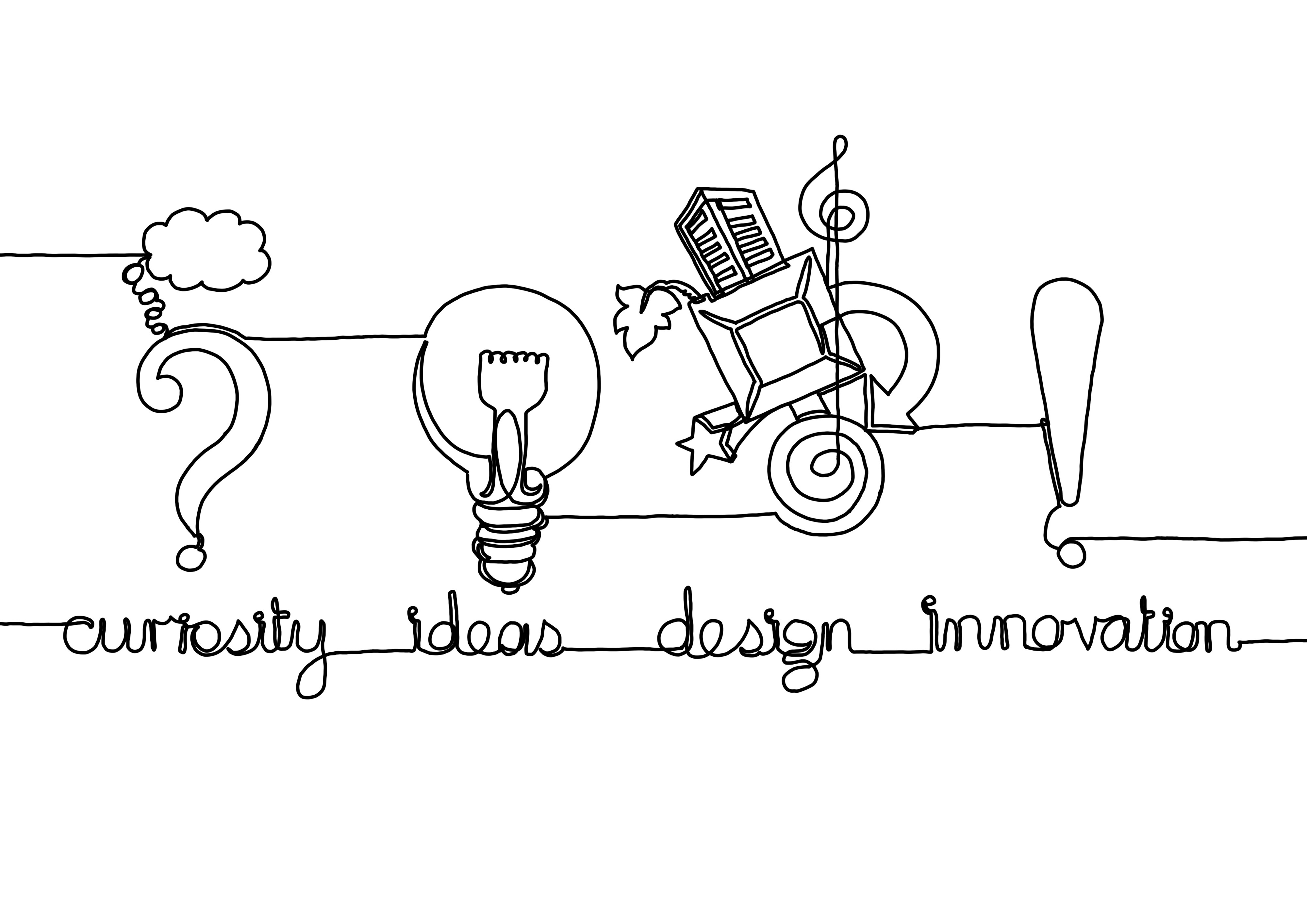 Curiosity, awe, wonder and imagination are essential for innovation and productivity.